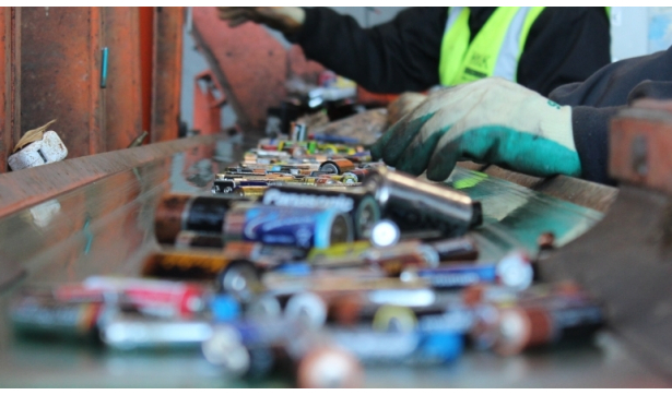 Battery Recycling Ireland
