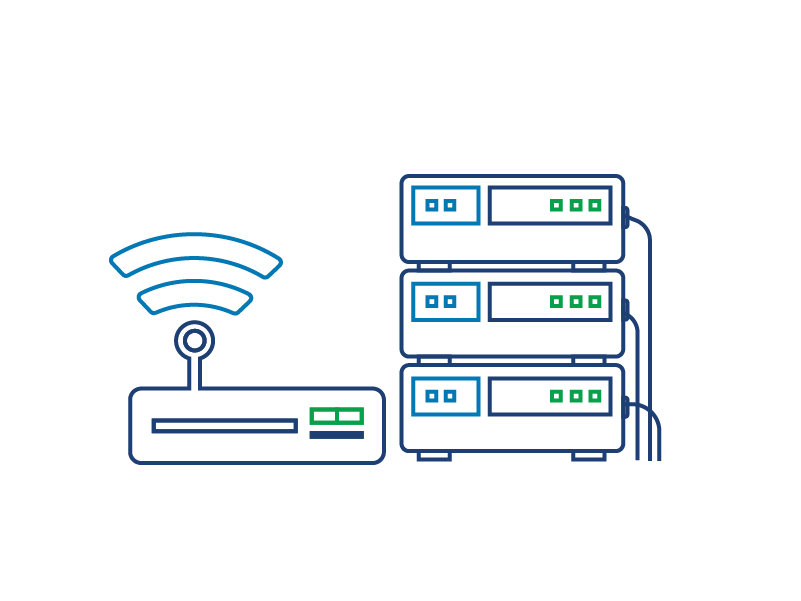 kmk-servers-network-devices